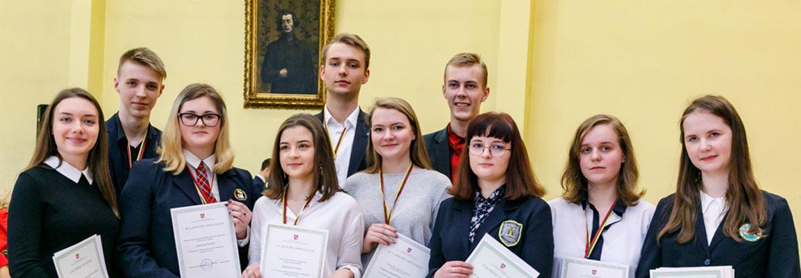 XXX-oji respublikinė  lenkų kalbos ir literatūros olimpiada