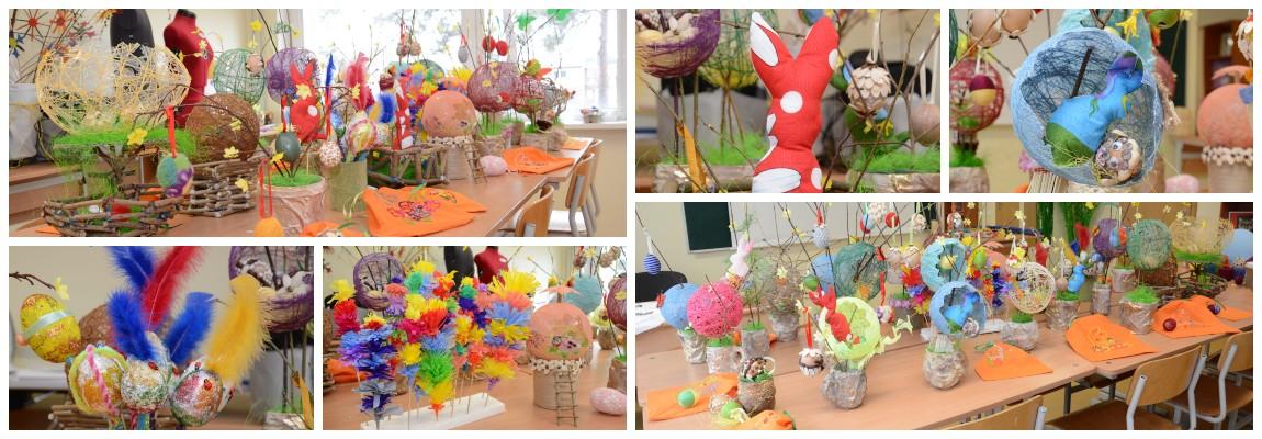 Wielkanocna wystawa
