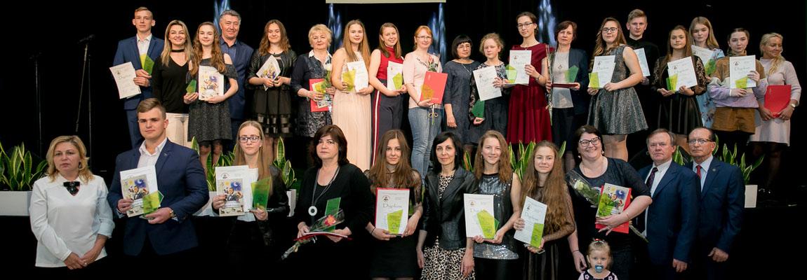 XX фестиваль польской песни детей и молодежи в Литве